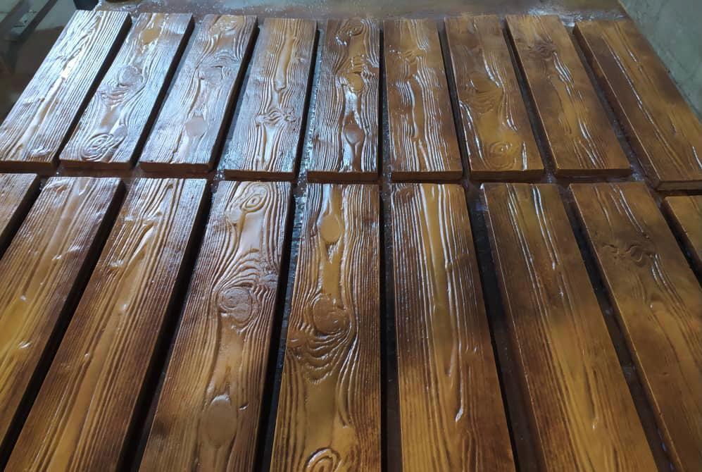 چوب سنگ ترمووود